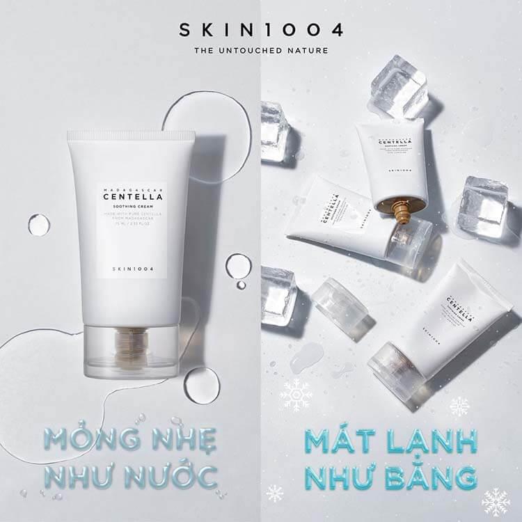 Kem dưỡng dịu da Skin1004